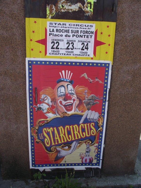 Star circus 2011 reportage n3 bienvenue sur haute - La roche sur foron office du tourisme ...