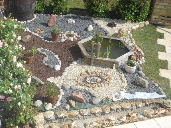 Mon petit Jardin Zen #2. | Jardines diseños | Pinterest | Petit ...